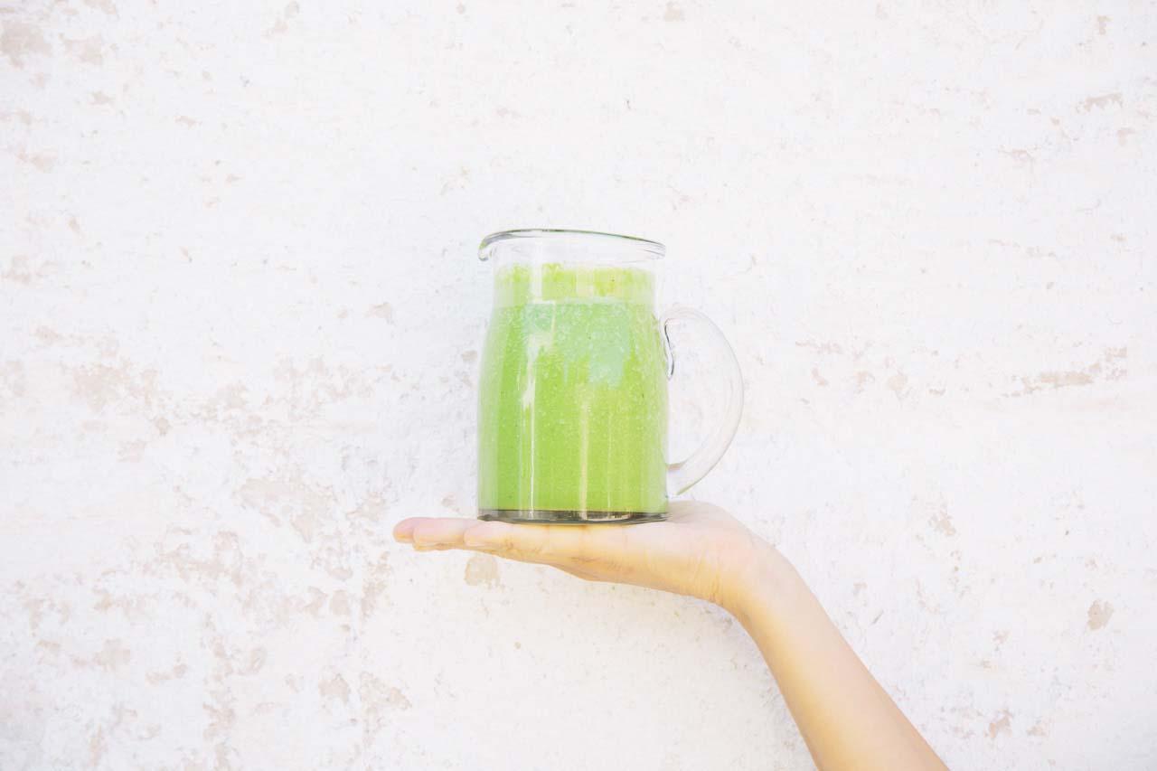 8 razones por las que tomar green smoothies