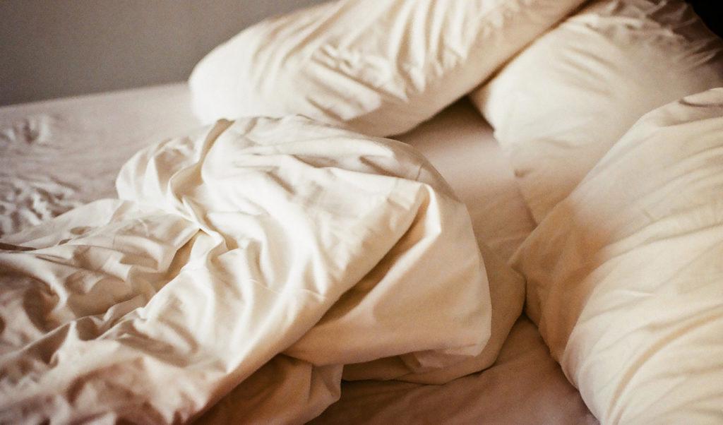 maneras de dormir bien